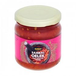 Huismerk Sambal Oelek 200 gram