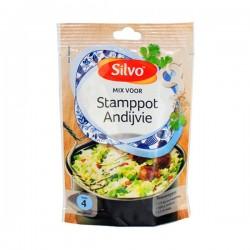 Silvo Mix voor Stamppot Andijvie zakje 25 gram