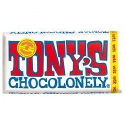 Tony's Chocolonely witte chocolade reep 180 gram