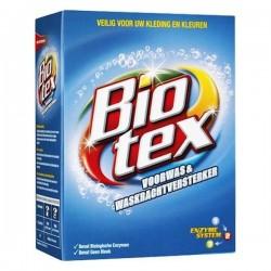 Biotex Wasmiddel Voorwas & Waskrachtversterker 750 gram