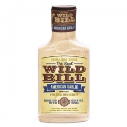 Remia BBQ Saus Wild Bill Knoflook 450 ml