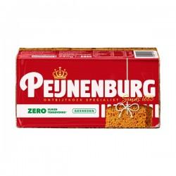 Peijnenburg Zero suiker gesneden ontbijtkoek 280 gram