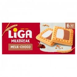 Liga Milkbreak duo Melk-Choco