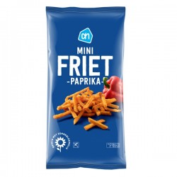 Albert Heijn Mini frites paprika 150 Gram