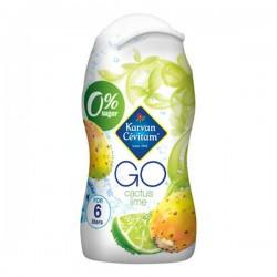 Karvan Cévitam 0% suiker Go Cactus-Lime 48 ml