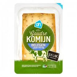 Albert Heijn Komijn kaas Belegen stuk ca. 500 gram