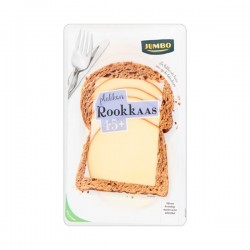 Huismerk Rookkaas - plakken 150 gram
