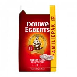 Douwe Egberts koffiepads Aroma Rood 54 stuks