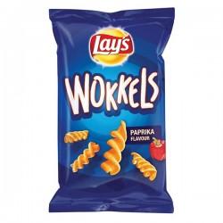 Lay's Wokkels Paprika zak 100 Gram