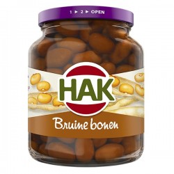 Hak Bruine Bonen 370 gram