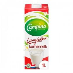 Campina Langlekker karnemelk 1000 ml