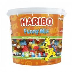 Haribo Fruitgom mix silo 650 gram