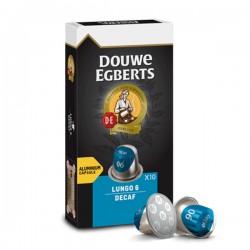 Douwe Egberts capsules Lungo Decafe 10 stuks