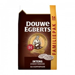 Douwe Egberts koffiepads Aroma Intens 54 pads