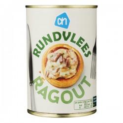 Huismerk ragout Rundvlees 400 gram