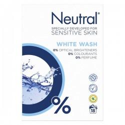 Neutral Wit waspoeder parfumvrij 1.2 kilo