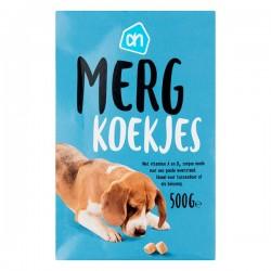 Albert Heijn Mergkoekjes 500 gram