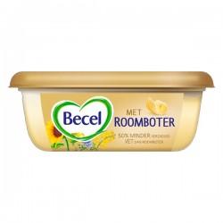 Becel met roomboter kuipje 225 gram