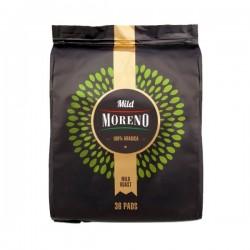 Moreno Koffiepads Mild 36 stuks