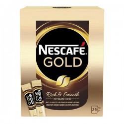 Nescafé Gold oplos koffie 25 zakjes