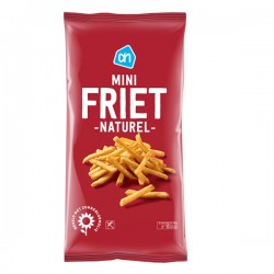 Albert Heijn Mini frites naturel 150 Gram