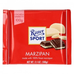Ritter-Sport Puur - Marsepein 100 gram