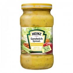 Heinz Sandwichspread Pikante groenten 300 Gram