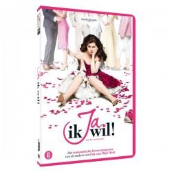 """DVD """" Ja, ik wil """""""