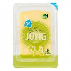 Huismerk Goudse kaas Jong plakken 190 gram