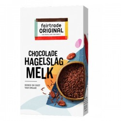 Fairtrade Hagelslag Melk 380 Gram