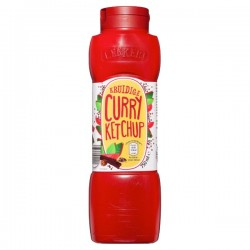 Trophy Curry ketchup 750 ml