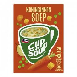 Cup-a-soup Koninginne