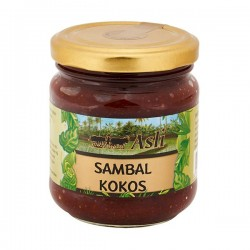 Asli Sambal kokos 225 gram