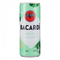 Bacardi Mojito Blik 250 ml