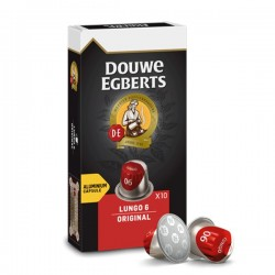 Douwe Egberts capsules Lungo Original 10 stuks
