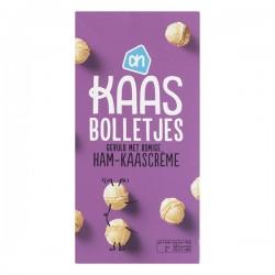 Albert Heijn Kaas bolletjes Ham-kaas 100 gram