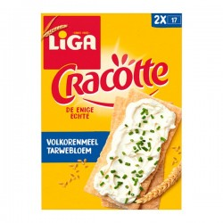 Liga Cracotte Volkoren 250 gram