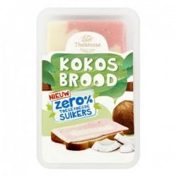 Theunisse Kokosbrood Zero 100% natuurlijk 240 gram