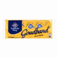 Friesche Vlag Goudband Koffiemelk 10 cups