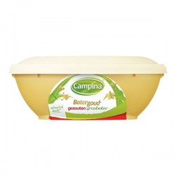 Campina Botergoud gezouten grasboter kuipje 225 gram