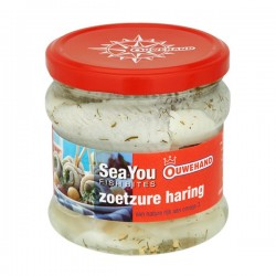 Ouwehand Zoet-zure haring 355 gram  (alleen binnen de E.U)