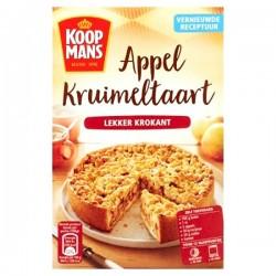 Koopmans Mix voor Appel-Kruimel taart