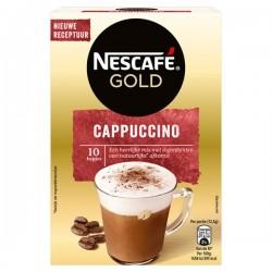 Nescafé Cappuccino 10 zakjes