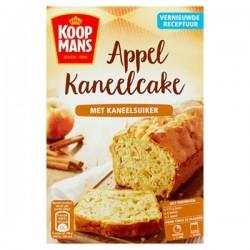 Koopmans Mix voor Appel-Kaneel cake