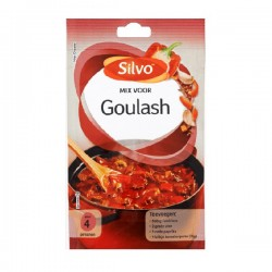 Silvo Mix voor Goulash zakje 40 gram