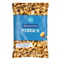 Huismerk Pinda's ongezouten 250 gram