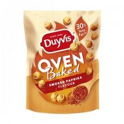 Duyvis Oven baked borrelnootjes smoked paprika 175 gram