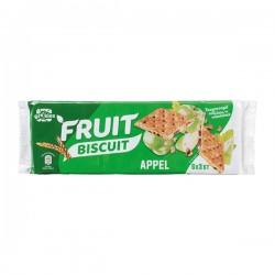 Huismerk Fruit biscuit Appel 6x3
