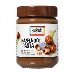 Fairtrade Hazelnootpasta 350 gram