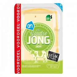 Huismerk Goudse kaas Jong voordeel stuk 880 gram